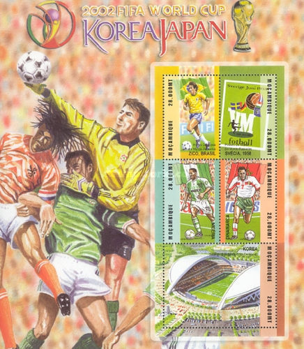 [Football World Cup - Japan and South Korea, Typ ]
