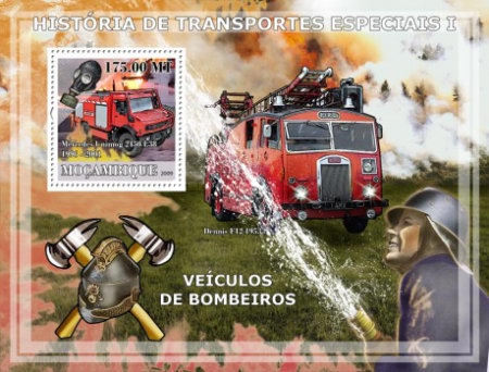 [History of Special Transport - Fire Engines, Typ ]