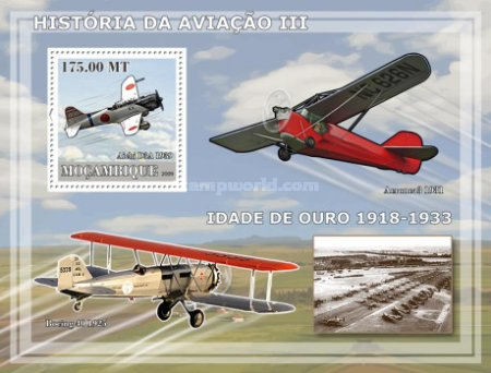 [History of Aviation - Era of 1918-1933, Typ ]