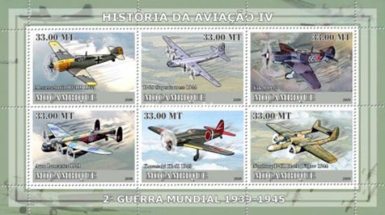 [History of Aviation - World War II Planes, Typ ]