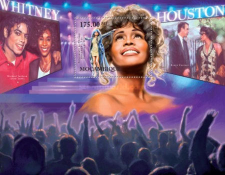 [Whitney Houston, 1963-2012, Typ ]
