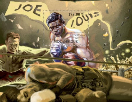 [Boxing - Joe Louis, 1944-2011, Typ ]