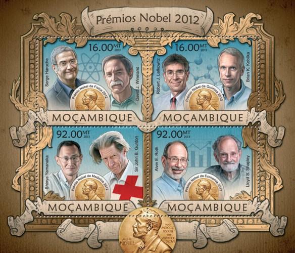 [Nobel Prizes 2012, Typ ]