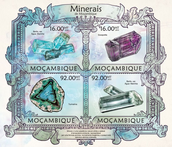 [Minerals of Mozambique, Typ ]