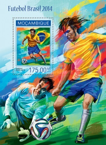 [2014 FIFA Football World Cup - Brazil, Typ ]
