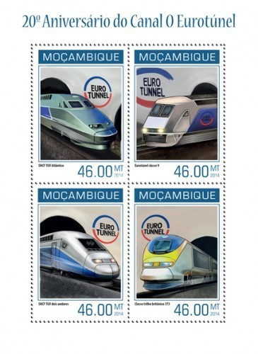 [The 20th Anniversary of the Channel Tunnel, Typ ]