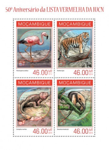 [The 50th Anniversary of IUCN Red List, Typ ]