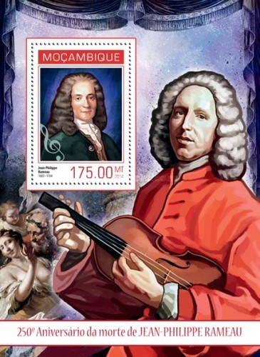 [The 250th Anniversary of the Death of Jean-Philippe Rameau, 1683-1764, Typ ]