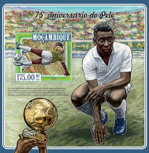[The 75th Anniversary of the Birth of Pele, Typ ]