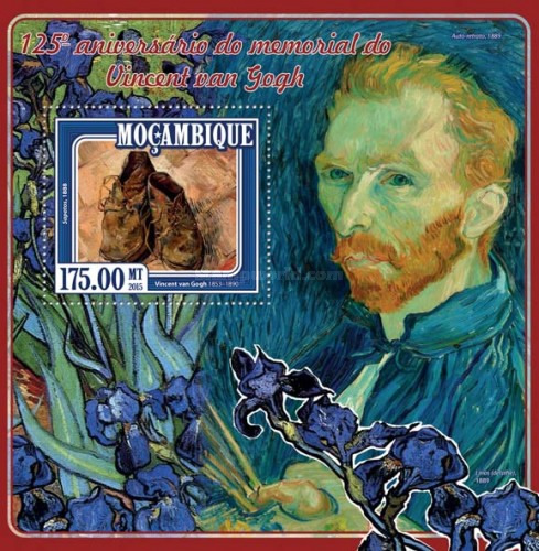 [Paintings - The 125th Anniversary of the Death of Vincent van Gogh, 1853-1890, Typ ]