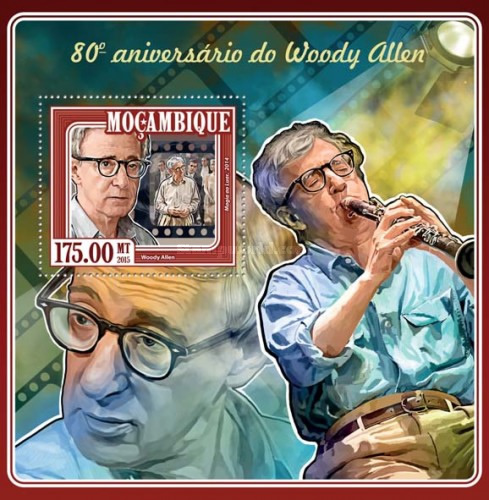 [The 80th Anniversary of the Birth of Woody Allen, Typ ]