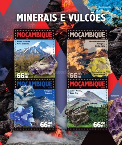 [Minerals and Volcanoes, Typ ]