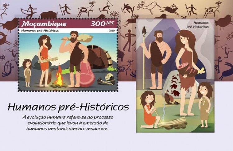 [Prehistoric Humans, type ]
