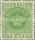 [Crown - Different Perforation, type A14]