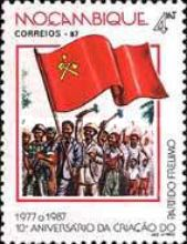 [The 10th Anniversary of Mozambique Liberation Front, Typ AAW]