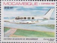 [Airmail - History of Aviation in Mozambique, Typ ABQ]