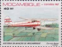 [Airmail - History of Aviation in Mozambique, Typ ABR]