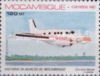 [Airmail - History of Aviation in Mozambique, Typ ABT]