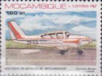 [Airmail - History of Aviation in Mozambique, Typ ABU]