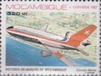 [Airmail - History of Aviation in Mozambique, Typ ABV]