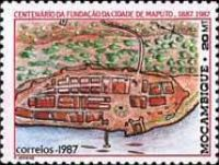 [The 100th Anniversary of Maputo as City, Typ ABW]