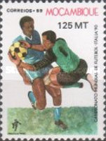 [Football World Cup - Italy (1990), Typ AEB]