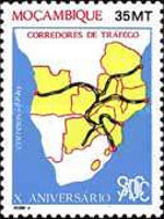 [The 10th Anniversary of Southern Africa Development Coordination Conference, Typ AEZ]