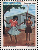 [Day of the Stamp - Children's Games, Typ AHF]