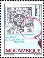 [The 120th Anniversary of Mozambique Stamps, Typ ALX]