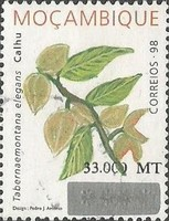 [Various Stamps Surcharged, Typ AOO1]