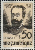 [The 100th Anniversary of the Birth of Antonio Enes, 1848-1901, Typ BI]