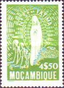 [Honouring the Statue of Our Lady of Fatima, type BT2]