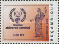 [The 100th Anniversary of Meriva Central, 1908-2008, Typ CXQ]
