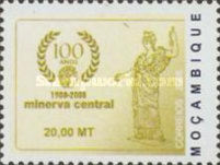 [The 100th Anniversary of Meriva Central, 1908-2008, Typ CXR]