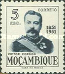 [The 100th Anniversary of the Birth of Victor Cordon (Colonist), 1851-1901, Typ CZ]