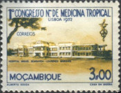 [The 1st Tropical Medicine Congress, Lisbon, type DA]