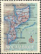 [Map of Mozambique, Typ EB2]