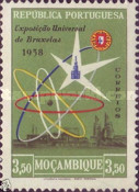 [International Stamp Exhibition - Brussels, Belgium, type EH]