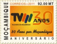 [The 30th Anniversary of Television in Mozambique, Typ ERD]