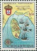 [The 400th Anniversary of Camoens' Visit to Mozambique, Typ HT]