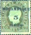 [Issue of 1886 Overprinted