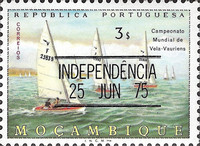 [Independence - Overprinted