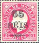 [Issues of 1886-1893 Surcharged, type K]