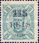 [Issues of 1886-1893 Surcharged, Typ K10]