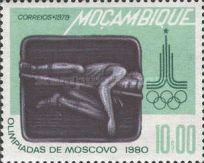[Olympic Games - Moscow 1980, USSR, Typ LZ]