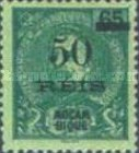 [Issue of 1903 Surcharged, type M]
