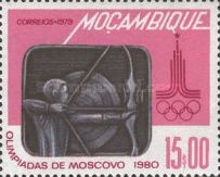 [Olympic Games - Moscow 1980, USSR, Typ MA]