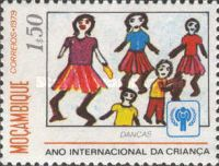 [International Year of the Child, type MD]
