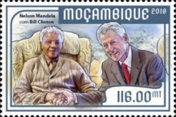 [The 100th Anniversary of the Birth of Nelson Mandela, 1918-2013, Typ MFU]