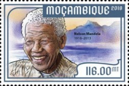 [The 100th Anniversary of the Birth of Nelson Mandela, 1918-2013, Typ MFW]